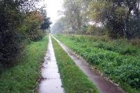 Kolonnenweg in Mecklenburg-Vorpommern