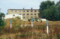 ehemalige Kaserne der DDR-Grenztruppen in Sachsen-Anhalt