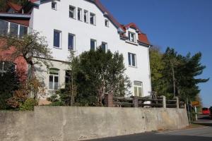 Grenze Druckerei Hoßfeld Brücke der Einheit