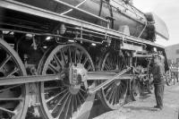 historische Dampflokomotive in der DDR, 50er Jahre