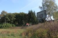 Tobewiese des einstigen Betriebsferienlagers