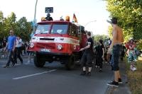 Fuckparade 2013 zieht durch Berlin Mitte
