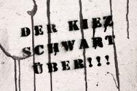 Zaghafter Protest gegen die Schwaben in Berlin Prenzlauer Berg ...