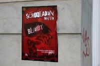 Plakat: Schokoladen Berlin bleibt!