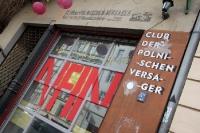 Club der polnischen Versager in der Ackerstraße in Berlin-Mitte