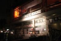 Trauerveranstaltung am 19. Januar 2012: Am 01.02.2012 beginnt der Abriss des Klubs der Republik