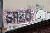 Graffiti in Berlin Prenzlauer Berg