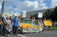 Hanfparade - Demonstration für die Legalisierung von Cannabis, Berlin, 06. August 2011