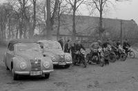 Heiße Öfen in der DDR / SBZ, schmucke Motorräder in den 50er Jahren