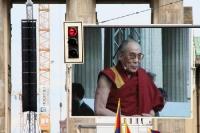 Der Dalai Lama in Berlin