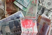 Geldscheine / Banknoten aus aller Welt