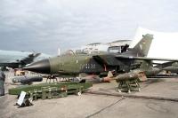 Kampfjet der Luftwaffe / Bundeswehr