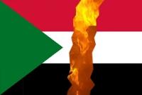 Der Sudan spaltet sich auf ...