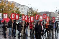 7. Herbstdemonstration gegen die Regierung in Berlin, 16.10.2010