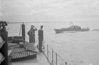 DDR-Marine auf der Ostsee, 60er Jahre, Grenzsicherung auf See