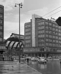 Ostberlin Alexanderplatz, Ende 50er Jahre