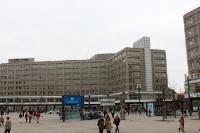 das Alexanderhaus am Alexanderplatz, 2011
