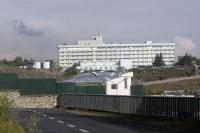 Hotel Intercontinental in der afghanischen Hauptstadt Kabul, Islamische Republik Afghanistan