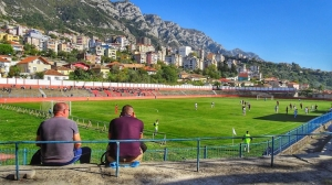 Stadiumi Kastrioti in Kruja