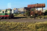 Blick aus dem Zugfenster: Mit der Bahn unterwegs in Albanien