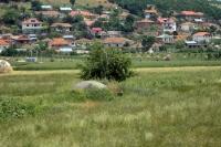 Typische Bunker in Albanien aus der Zeit von Enver Hoxha