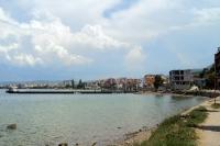Blick auf Pogradec