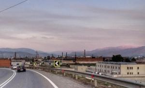 Elbasan in Albanien