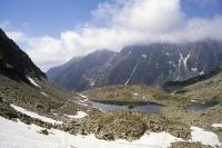 Berge in der Hohen Tatra