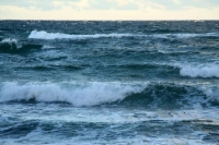 Wellen auf dem weiten Meer ...