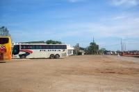 Mit dem Reisebus von Argentinien nach Brasilien