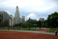 Innenstadt von Buenos Aires, Argentinien