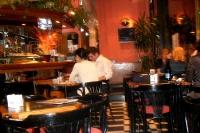 Churrasco essen in einem Restaurant in Buenos Aires, Argentinien
