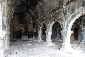 Alte armenische Kirche