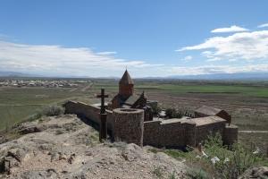 Arevshat in Armenien