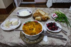 Essen und Trinken in Armenien
