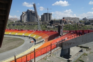 Hrazdan Stadion, FC Ararat Jerewan