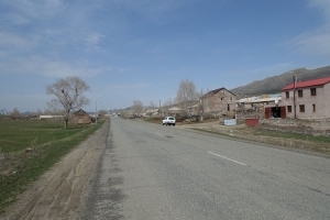 Mit dem Auto quer durch Armenien