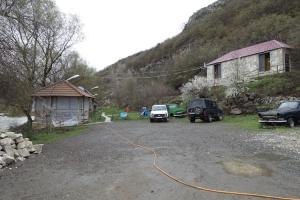 Mit dem Mietwagen in Armenien