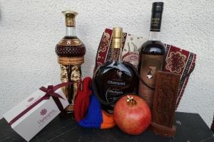 Mitbringsel aus Armenien