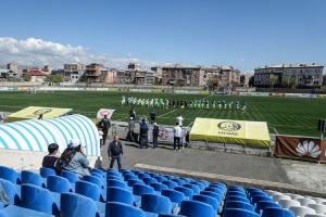 Stadion des FC Alashkert Yerevan