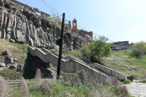 Unterwegs in Jerewan