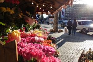 Unterwegs in Jerewan /