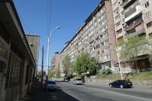Wohnhäuser in Jerewan