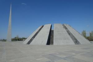 Zizernakaberd in Jerewan
