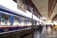 Hauptbahnhof der griechischen Hauptstadt Athen