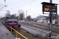 Bahnhof von Tallinn (Estland)