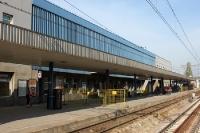 Der Bahnhof Poznan Glowny (Posen)