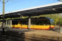 Bahnhof von Eutingen im Gäu (Baden-Württemberg)