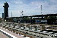 Bahnhof Ostkreuz in Berlin, im Umbau befindlich