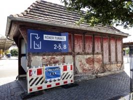Röxer Tunnel in Stendel